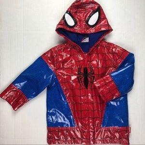 Disney Marvel Spider-Man Rain Coat